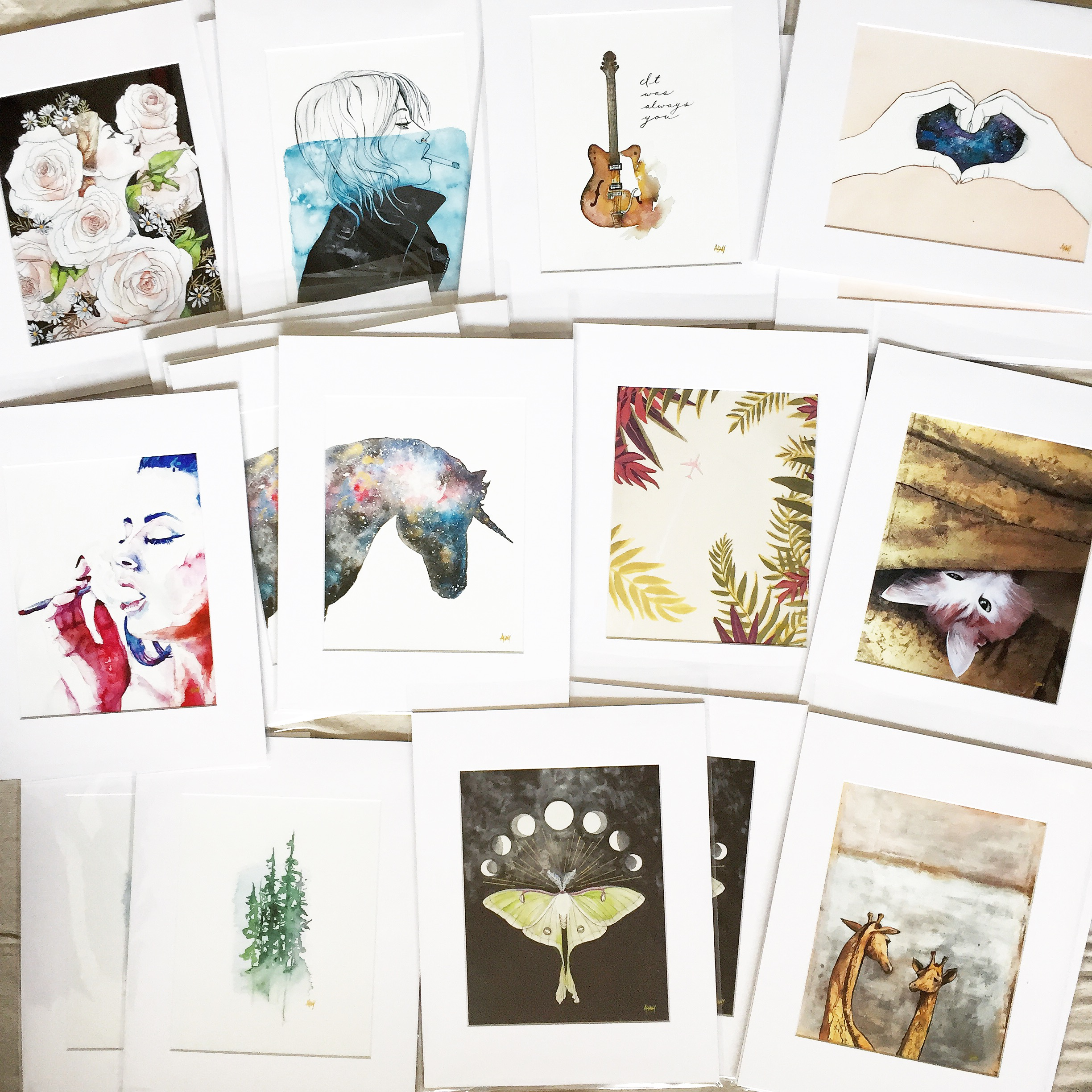 Amanda Kaay Art Prints